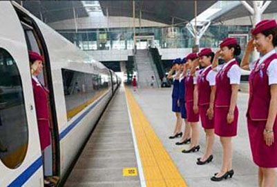 重庆铁路运输学校高铁专业就业方向